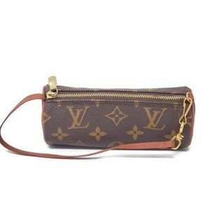 100% Auth Louis Vuitton Pouch/ Cosmetic Mini Bag